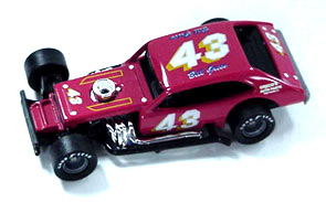 Bill Greco #43 1/64th scale Pinto modified