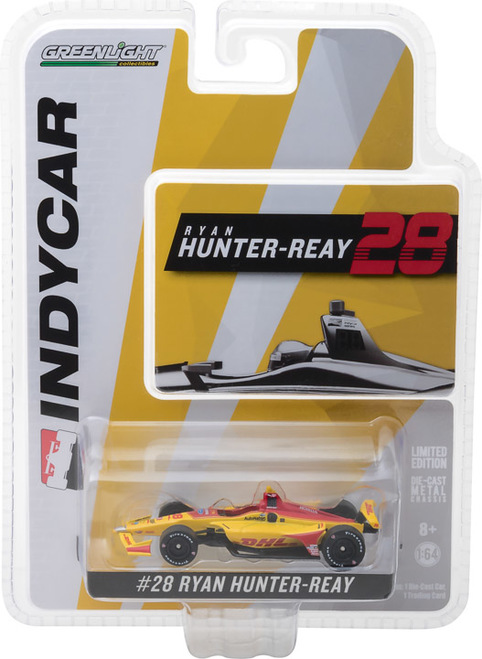 Ryan Hunter-Reay #28 1/64th 2018 Greenlight DHL Honda Indycar