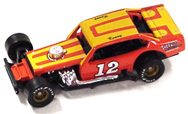 Ken Bouchard #12 1/64th scale Vega modified