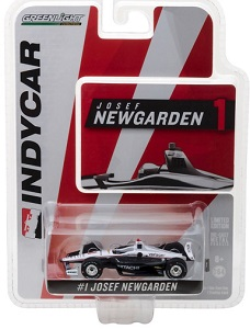 Josef Newgarden #1 1/64th 2018 Greenlight Hitachi Indycar