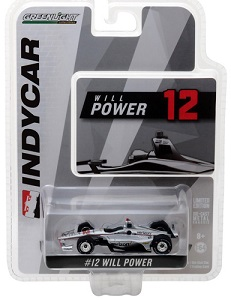 Will Power #12 1/64th 2018 Greenlight Verizon Indycar