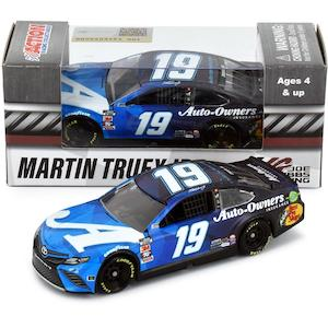 Martin Truex Jr #19 1/64th 2020 Lionel Auto Owners Insurance Toyota