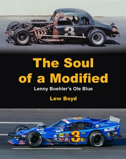 The Soul of a Modified Lenny Boehler's Ole Blue by Lew Boyd