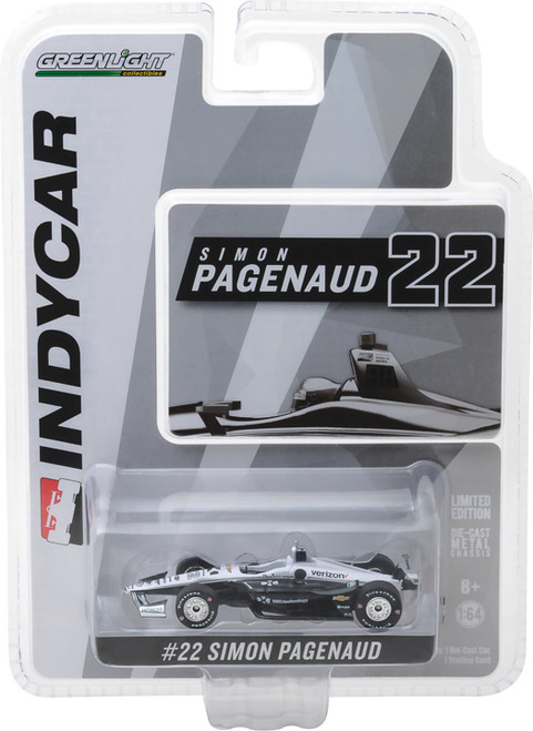 Simon Pagenaud #22 1/64th 2018 Greenlight DXC Technology Indycar