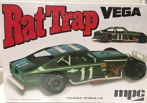 Rat Trap Vega 1/25th MPC plastic model kit