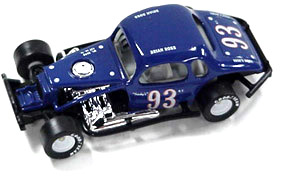 Brian Ross #93 1/64th scale modified coupe