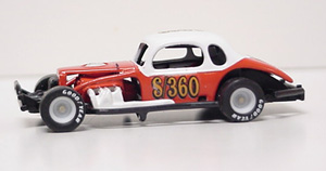 Don Diffendorf #S360 1/64th custom built modified coupe