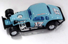 Dick Tobias #17 1/64th scale modified coupe