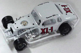 Tommie Elliott #XL-1  1/64th scale modified coupe
