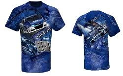Dale Earnhardt Jr #88 Nationwide Insurance  Hendrick Motorsports turbo sublimated t-shirt
